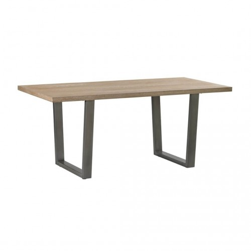 Mesa Comedor Share. Estructura acero. Tapa madera DM.