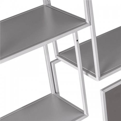 Estantería Hang. Estructura hierro. Blanco.