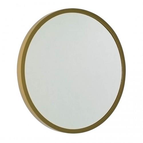 Espejo Reflection 60. Estructura espejo. Marco aluminio. Pintura. Bronce. Camino a Casa.