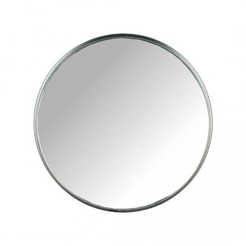 Espejo Mirror. Estructura espejo y metal. Negro. Camino a Casa.