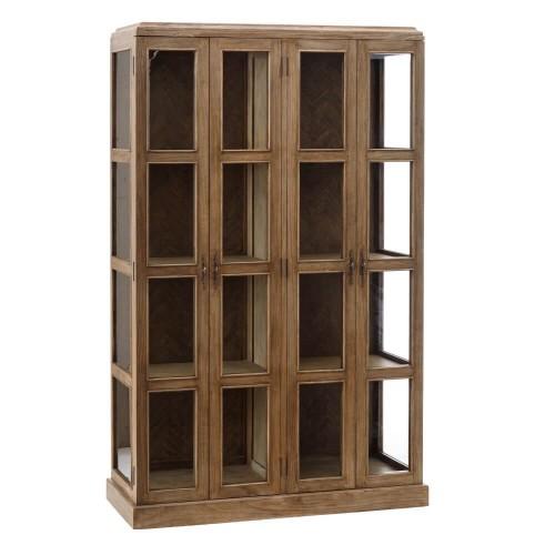 Librería Lavenza. Librería madera mindi Denzzo.