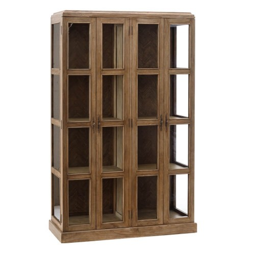 Librería madera mindi Lavenza
