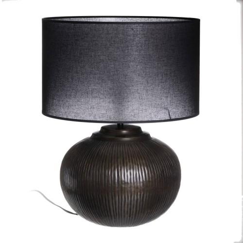Lámpara mesa aluminio Thun