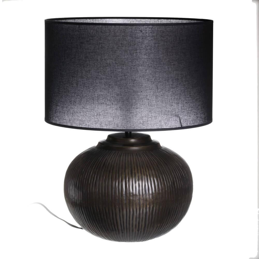 Lámpara Mesa Thun. Lámpara mesa aluminio. Denzzo.