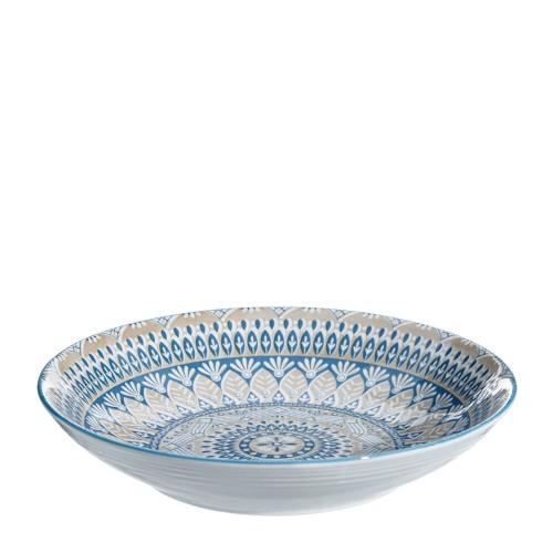 Fuente Popayán.  porcelana. Denzzo.
