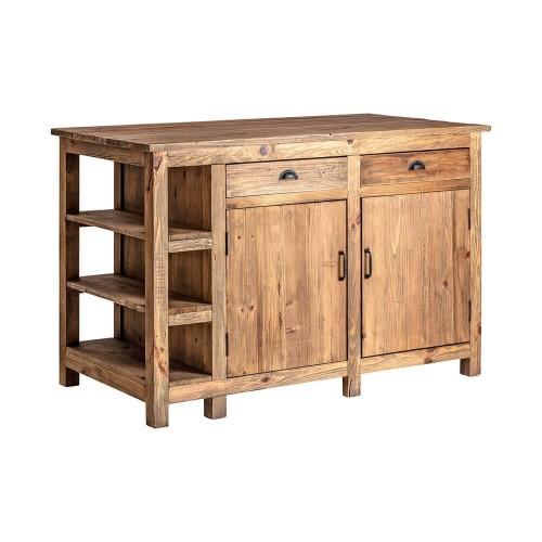Mueble auxiliar madera de pino Quebec