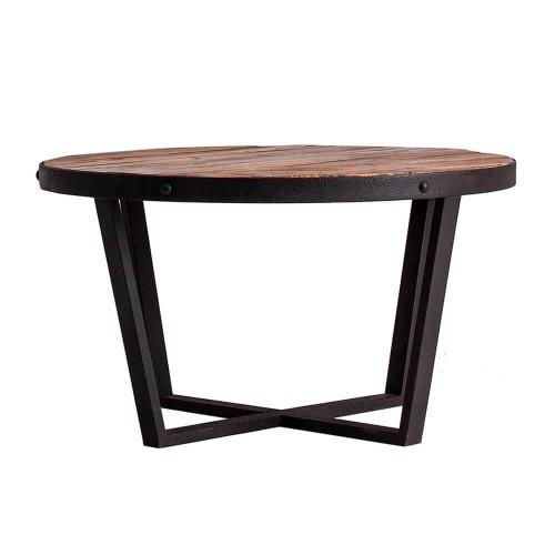 Mesa Centro Aubum. Mesa centro madera pino. Vical.